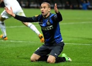 INTER-TOTTENHAM EUROPA LEAGUE 12-13