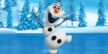 Frozen (2013) Olaf (voiced by Josh Gad)