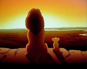 il-re-leone-mufasa-e-simba