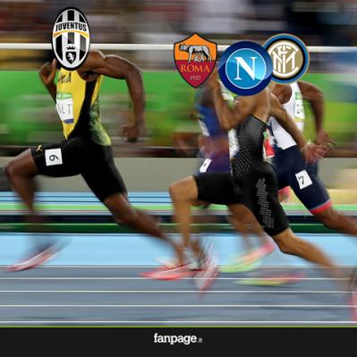 corsa della Juve